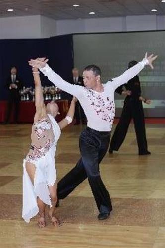 Da Latino Americano Ballo Pantaloni Uomo YgyIbf76v