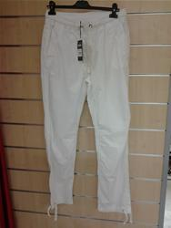 PANTALONE LUNGO IN POPELIN COD.M71076 MEETING