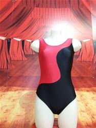 BODY PERSONALIZZABILI CON STOFFE DI COLORI E MATERIALI DIFFERENTI.  COD.006 Tecnodanza